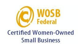WOSB Certification Logo